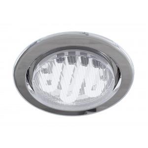 Встраиваемый светильник DL293-01-CH Metal Modern Downlight Maytoni