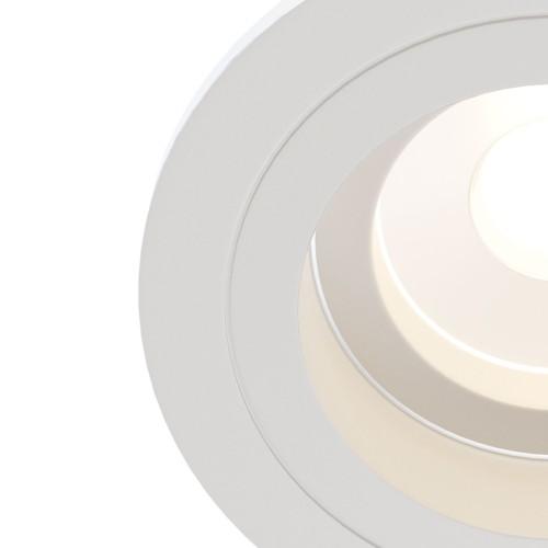 Встраиваемый светильник DL025-2-01W Atom Maytoni Technical