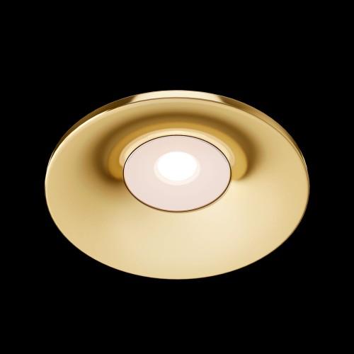 Встраиваемый светильник DL041-01G Barret Maytoni Technical