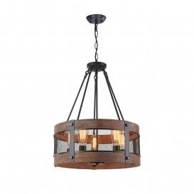 Подвесной светильник FR4561-PL-05-B Vittoria Loft Freya