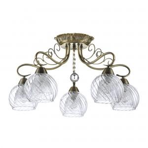 Потолочный светильник FR2662-PL-05-BZ Nella Classic Freya