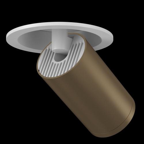 Встраиваемый светильник C048CL-1WBZ FOCUS S Maytoni Technical