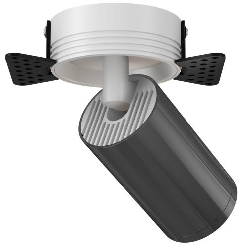 Встраиваемый светильник C058CL-1WGF FOCUS S Maytoni Technical