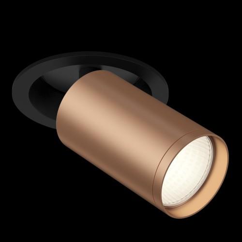 Встраиваемый светильник C048CL-1BC FOCUS S Maytoni Technical