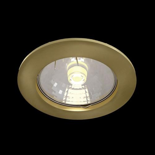 Встраиваемый светильник DL009-2-01-BZ Metal Modern Maytoni Technical