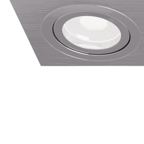 Встраиваемый светильник DL024-2-03S Atom Maytoni Technical