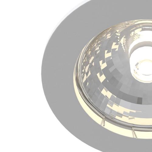 Встраиваемый светильник DL009-2-01-W Metal Modern Maytoni Technical