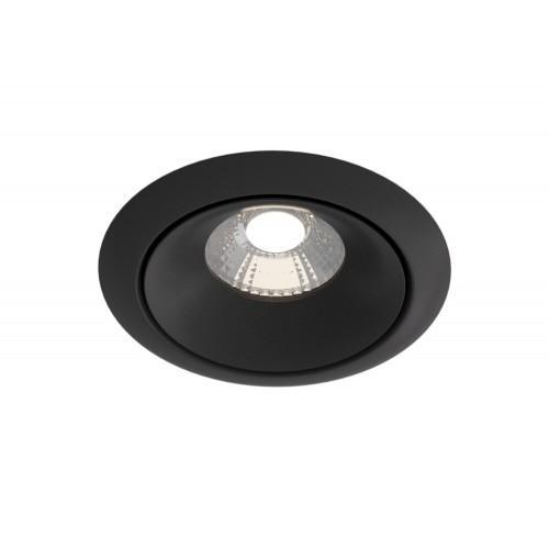 Встраиваемый светильник DL031-2-L12B Yin Maytoni Technical