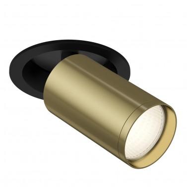 Встраиваемый светильник C048CL-1BBS FOCUS S Maytoni Technical