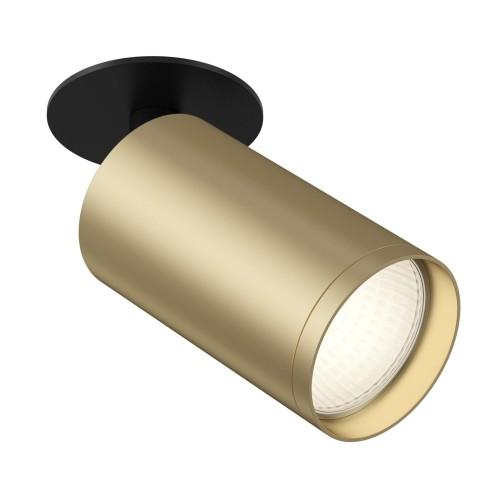 Встраиваемый светильник C049CL-1BMG FOCUS S Maytoni Technical