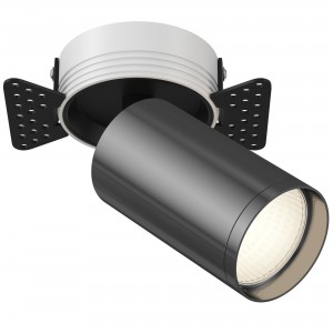 Встраиваемый светильник C058CL-1BGF FOCUS S Maytoni Technical