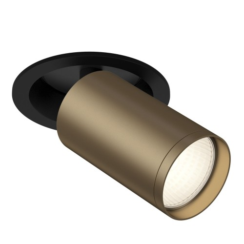 Встраиваемый светильник C048CL-1BBZ FOCUS S Maytoni Technical