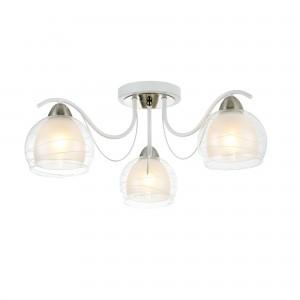 Потолочный светильник FR5052-CL-03-W Nikki Modern Freya