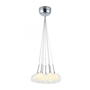 Подвесной светильник FR5175-PL-07-CH Carmela Modern Freya