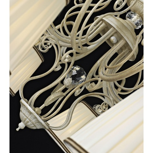 Люстра ARM420-08-G Vintage Elegant Maytoni
