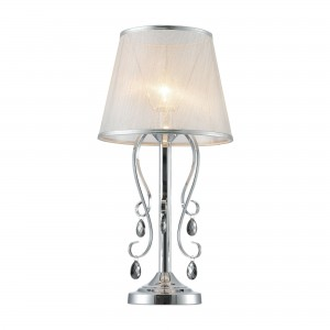 Настольная лампа FR2020-TL-01-CH Simone Classic Freya