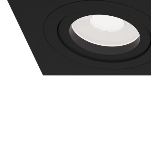 Встраиваемый светильник DL024-2-03B Atom Maytoni Technical