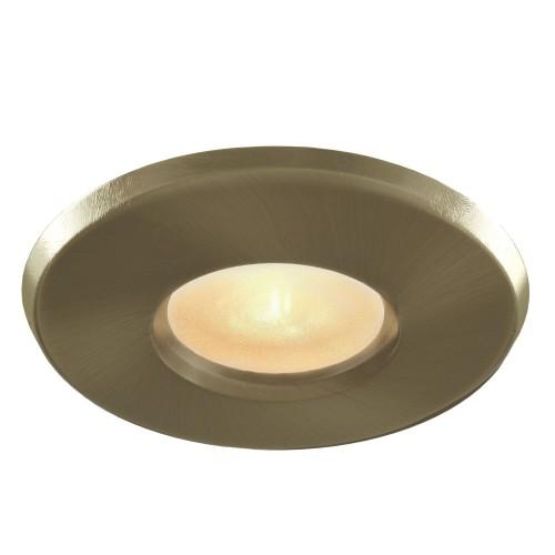 Встраиваемый светильник DL010-3-01-BZ Metal Modern Downlight Maytoni