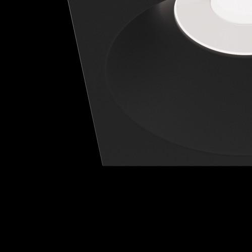 Встраиваемый светильник DL033-2-01B Zoom Maytoni Technical