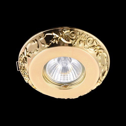 Встраиваемый светильник DL300-2-01-G Metal Classic Maytoni