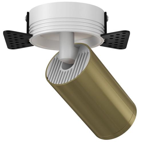 Встраиваемый светильник C058CL-1WBS FOCUS S Maytoni Technical