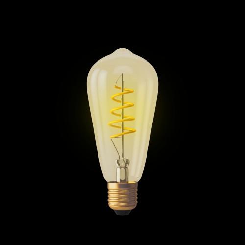 Лампочка ST64 7077 Loft LED Voltega