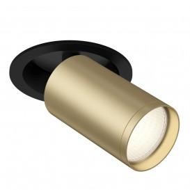 Встраиваемый светильник C048CL-1BMG FOCUS S Maytoni Technical