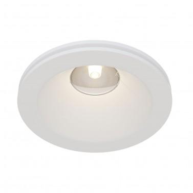 Встраиваемый светильник DL002-1-01-W Gyps Modern Maytoni Technical