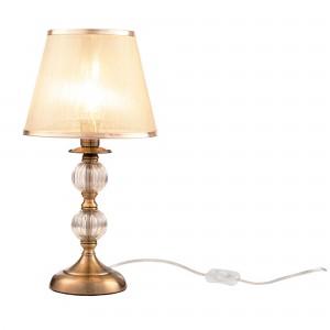 Настольная лампа FR2685TL-01BZ Inessa Classic Freya