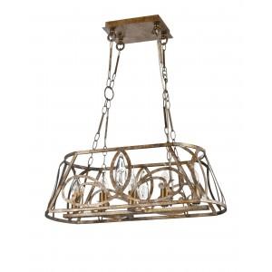 Подвесной светильник H237-05-G Eisner House Maytoni