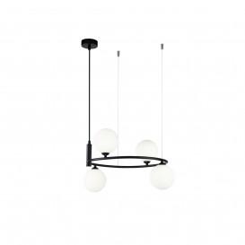 Подвесной светильник MOD013PL-04B Ring Maytoni