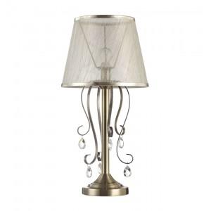 Настольная лампа FR2020-TL-01-BZ Simone Classic Freya