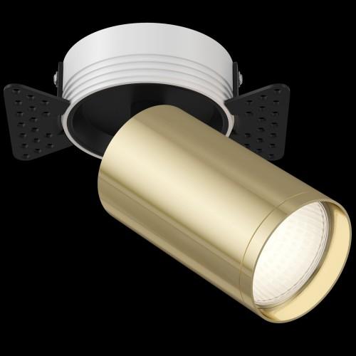 Встраиваемый светильник C058CL-1BG FOCUS S Maytoni Technical