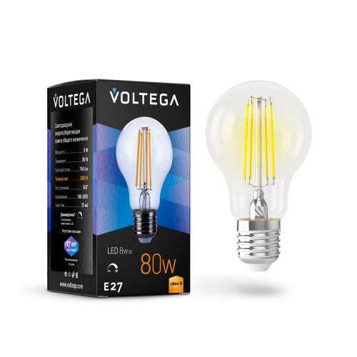 Лампочка General purpose bulb 5489 Crystal Voltega