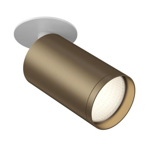 Встраиваемый светильник C049CL-1WBZ FOCUS S Maytoni Technical