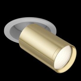 Встраиваемый светильник C048CL-1WG FOCUS S Maytoni Technical