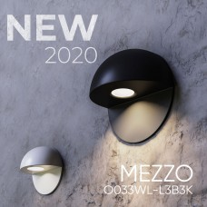 Новинка уличного освещения от Maytoni - серия Mezzo